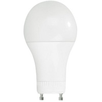 750 Lumens - 9 Watt - 60W Incandescent Equal - LED A19 - GU24 Base - 4000 Kelvin Cool White - PLTL61513
