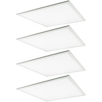 2x2 Ceiling LED Panel Light - 3600 Lumens - 36 Watt Image