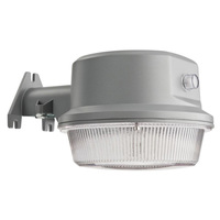 LED Barn Light - 41 Watt - 4700 Lumens - 175W MH Equal - 5000 Kelvin - Photocell - Length 11 in. - Width 9 in. - Height 9 in. - 120V - Lithonia TDD2