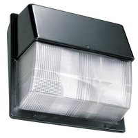 4200 Lumens - 4000 Kelvin - 45 Watt - LED Wall Pack - Equal to a 175W MH and Uses 74% Less Energy - 120-277V - Lithonia TWP LED