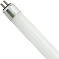 4 ft. T5 LED Tube - 3500 Lumens - 25W - 5000 Kelvin - 120-277V - Ballast Must Be Bypassed - Double-Ended Power Allows Use of Existing Sockets - Lunera HN-T5-L-48-25W-850-UT