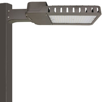 12,600 Lumens - 5000 Kelvin - Type III - 120-277V - Comes with 7.5 in. Mounting Arm - MaxLite 14099303