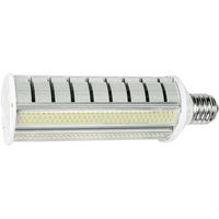 9000 Lumens - 60 Watt - LED Wall Pack Retrofit Lamp - 250W MH Equal - 5000 Kelvin - Mogul Base - Horizontal Mount - Operates by Bypassing Existing Ballast - 120-277V - 5 Year Warranty