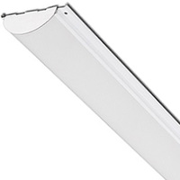 8ft. x 4.25in. - LED Retrofit Kit for Fluorescent Strip Fixture - 9600 Lumens - 3000 Kelvin - 96 Watt - 120-277V - Use with Existing Strip Fixture - PLT-50089