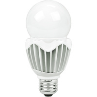 LED A21 - 20 Watt - 150 Watt Equal - Incandescent Match - 2450 Lumens - 2700 Kelvin - Medium Base - 120-277 Volt - Satco S8737