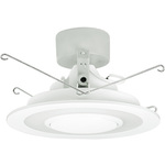 6 in. LED Downlight with Integrated Bluetooth Speaker - 90 CRI Image