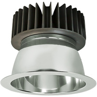 2000 Lumens - 6 in. Retrofit LED Downlight - 25W - 150W Equal - 4000 Kelvin - Smooth Baffle Trim - Dimmable - 120-277V - PLT 91441