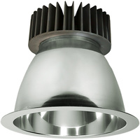 3600 Lumens - 8 in. Retrofit LED Downlight - 40W - 175W Equal - 3000 Kelvin - Smooth Baffle Trim - Dimmable - 120-277V