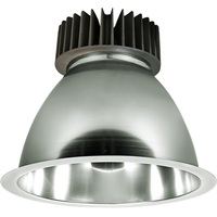 2800 Lumens - 10 in. Retrofit LED Downlight - 30W - 150W Equal - 4000 Kelvin - Smooth Baffle Trim - Dimmable - 120-277V