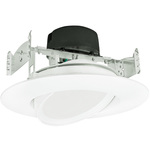 5-6 in. Retrofit LED Downlight with Adjustable Head - 13W - 90 CRI Image