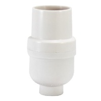 Medium Base Socket - Keyless - Phenolic - 1/8 IPS - 660 Watt Maximum - 250 Volt Maximum - PLT 40-0037-40