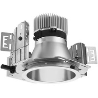 6 in. LED Recessed Downlight Housing - Non IC-Rated - 55.5 Watt Max. - Trim Not Included - 120-277 Volt - Lithonia LDN6