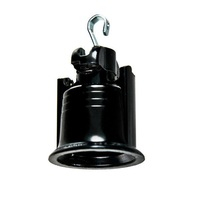 Pin-Type Socket with Hook - 200 Watt Maximum - PLT 40-0460-99