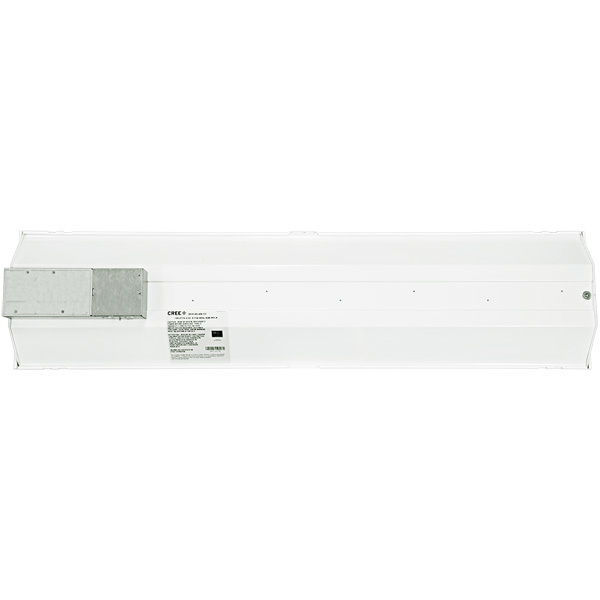1 x 4 LED Recessed Troffer - 90 Minute Emergency Backup Image