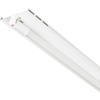 4ft. x 4.25in. - LED Ready Retrofit Kit for Fluorescent Strip Fixture - Operates (1) 4
