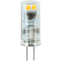 5W Halogen Equal - Bi-Pin Bulb - 200 Degree Beam Angle - 12 Volt AC/DC - 20,000 Life Hours