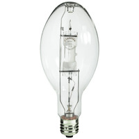 350 Watt - ED37 - Pulse Start - Metal Halide - Unprotected Arc Tube - 4200K - ANSI M131/E - Mogul Base - Universal Burn - MS350/ED37/PS/U/4K - Plusrite 1657