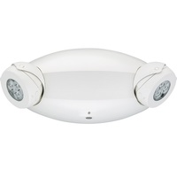 Emergency Light - LED Lamp Heads - Self Testing - 90 Minute Operation - High Output - 120-347 Volt - Lithonia ELM6L