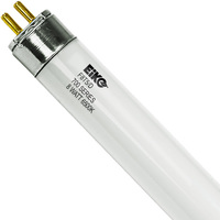 Eiko 15511 - F8T5/D - 8 Watt - T5 Linear Fluorescent Tube - 6500K - 700 Series Phosphors