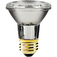 39 Watt - PAR20 - 50 Watt Equivalent - Flood - Halogen - 1,500 Life Hours - 475 Lumens - 130 Volt