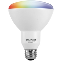 SMART+ ZigBee LED BR30 - RGB and White Color Adjustable - 90 CRI - Compatible ZigBee hub is required to control