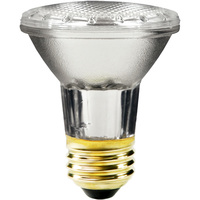 PAR20 - 39 Watt - 50 Watt Equivalent - Halogen Lamp - Narrow Flood - 1500 Life Hours - 530 Lumens - 2900 Kelvin - 120 Volt - Satco S2232