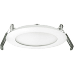 4 in. Ultra Thin LED Downlight - Switchable Color Temperature Image