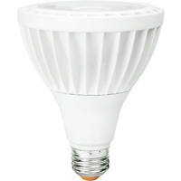 1800 Lumens - LED PAR30 Long Neck - 19.5 Watt - 75W Equal - 4000 Kelvin - 25 Deg. Narrow Flood - 120-277 Volt - Green Creative 98208