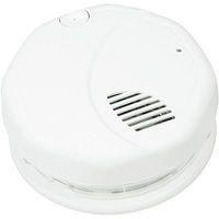 BRK 3120B - Smoke Alarm - Dual Photoelectric and Ionization - Detects Flaming and Smoldering Fires - 120V Wire-in with Battery Backup