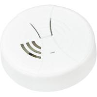 BRK FG250B - Smoke Alarm - Dual Ionization Sensor - Detects Flaming Fires - Battery Operated