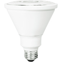 750 Lumens - 3000 Kelvin - LED - PAR30 Long Neck - 10 Watt - 75W Equal - 40 Deg. Flood - CRI 90 - TCP L10P30D2530KFLW95