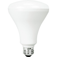 650 Lumens - 2700 Kelvin - Soft White - LED BR30 - 9 Watt - 65W Equal - Color Corrected - Dimmable - 120V - TCP L9BR30D2527K95