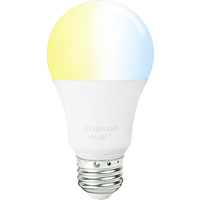 SMART+ ZigBee LED A19 - White Color Adjustable - Compatible ZigBee hub is required to control