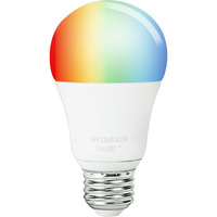 SMART+ ZigBee LED A19 - RGB and White Color Adjustable - Compatible ZigBee hub is required to control