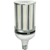 LED Corn Bulb - 100 Watt - 400 Watt Equal - Cool White - 13,500 Lumens - 4000 Kelvin - Mogul Base - 120-277 Volt - TCP L100MHX395040K