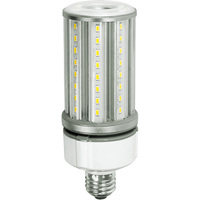 LED Corn Bulb - 24 Watt - 3120 Lumens - 4000 Kelvin - 100W Metal Halide Equal - Medium Base - 120-277V - TCP L24MHE265040K