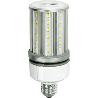 LED Corn Bulb - 19 Watt - 70 Watt Equal - Cool White - 2470 Lumens - 4000 Kelvin - Medium Base - 120-277 Volt - TCP L19MHE265040K