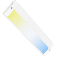 24 in. - Under Cabinet LED Smart Lighting - White Color Adjustable - Compatible ZigBee hub is required to control