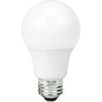 800 Lumens - LED A19 - 9 Watt - 60W Equal - 3000 Kelvin - Halogen Match - Medium Base - 120 Volt - TCP L60A19N1530K