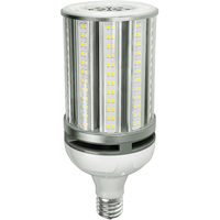 LED Corn Bulb - 100 Watt - 400 Watt Equal - Daylight White - 14,000 Lumens - 5000 Kelvin - Mogul Base - 120-277 Volt - TCP L100MHX395050K