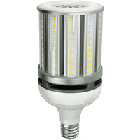 LED Corn Bulb - 80 Watt - 250 Watt Equal - Daylight White - 10,800 Lumens - 5000 Kelvin - Mogul Base - 120-277 Volt - TCP L80MHX395050K