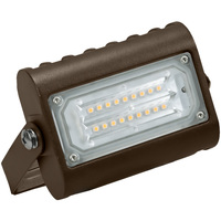 1700 Lumens - 3000 Kelvin - 15 Watt - Mini LED Flood Light Fixture - Landscape and Wall Washer - Height 4.66 in. - Width 4.25 in. - Depth 1.5 in. - 120-277V - 5 Year Warranty - 30% Brighter Than a 50W Metal Halide and Uses 70% Less Energy