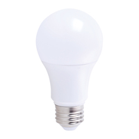 800 Lumens - 9 Watt - 60W Incandescent Equal - LED - A19 - 5000 Kelvin Daylight White - Ushio 1004902