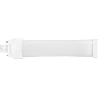 LED G24 PL Lamp - 2-Pin or 4-Pin - 8 Watt - Replaces 26W CFL Lamps - 950 Lumens - 4000 Kelvin - Horizontal Mount Only - Plug and Play or Ballast Bypass