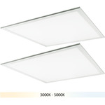 2x2 LED Panel Light - Color Adjustable from 3000 to 5000 Kelvin Image