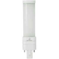 LED G23 PL Lamp - 2-Pin - 3.5 Watt - Replaces 7W or 9W CFL Lamps - 200 Lumens - 2700 Kelvin - Plug and Play or Ballast Bypass