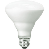 LED BR30 - Smooth Dims from Incandescent to Candle Light Colors - 8 Watt - 650 Lumens - 65 Watt Equal - TCP FBR30D65GL1