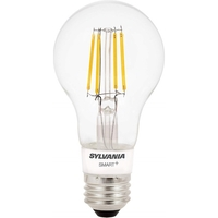 SMART+ Bluetooth Victorian Style A19 - LED Smart Bulb - 6 Watt - Soft White 2700 Kelvin - 4 Filament - No Hub Required - Works with Apple HomeKit