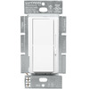 Single Pole/3 Way, 500W Incand./Halogen/250W CFL and LED Dimmer, Lutron Diva DVRP-253P-WH