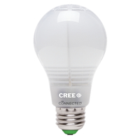Cree Connected LED A19 -  Daylight White 5000 Kelvin - Compatible ZigBee Hub is Required to Control